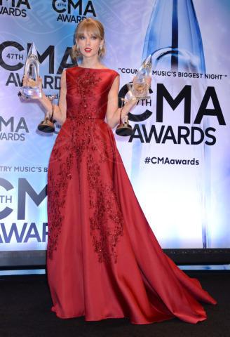 Taylor Swift - Nashville - 06-11-2013 - Madonna batte Gaga: è lei la musicista più ricca per Forbes