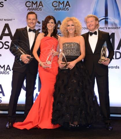 Little Big Town - Nashville - 06-11-2013 - Country Music Awards: A Taylor Swift il Pinnacle Award