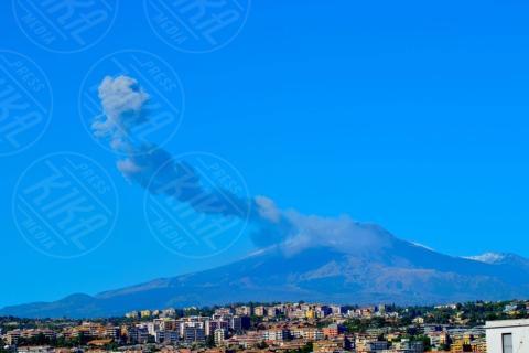 Etna - Etna in eruzione - Catania - 06-11-2013 - Etna:    il vulcano che     borbotta