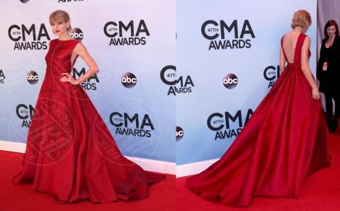 Taylor Swift - Nashville - 06-11-2013 - Vade retro abito! Taylor Swift in Elie Saab