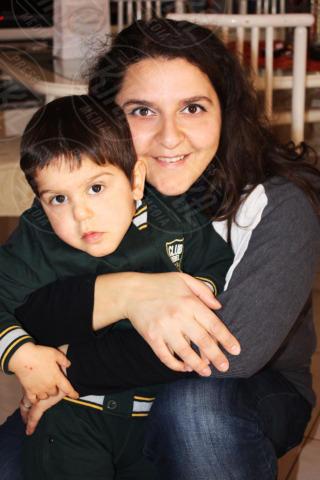 Nicola Cozzolino, Teresa Guerra - 07-11-2013 - Nico a soli 3 anni è un bambino prodigio