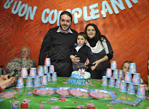 Domenico Cozzolino, Nicola Cozzolino, Teresa Guerra - 07-11-2013 - Nico a soli 3 anni è un bambino prodigio