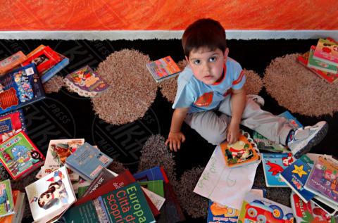 Nicola Cozzolino - 07-11-2013 - Nico a soli 3 anni è un bambino prodigio