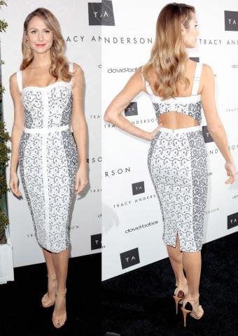 Stacy Keibler - 04-04-2013 - Ashley Tisdale e Stacy Keibler: chi lo indossa meglio?