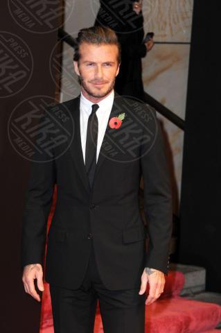 David Beckham - Berlino - 07-11-2013 - David Beckham è l'uomo più elegante dell'anno