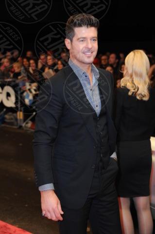 Robin Thicke - Berlino - 07-11-2013 - David Beckham è l'uomo più elegante dell'anno