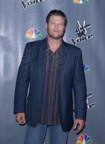Blake Shelton - Universal City - 07-11-2013 - Fermate Christina Aguilera: la cantante è sempre più magra