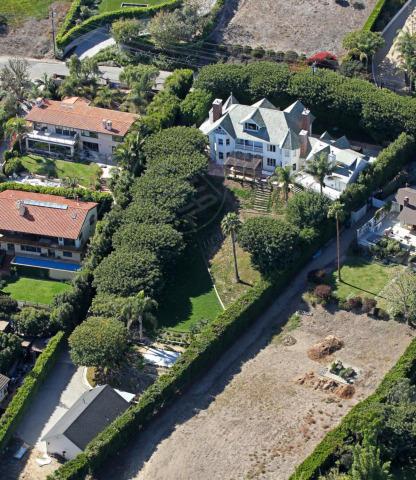 Casa Helmsworth - Pataki - Malibu - 06-11-2013 - Due cuori e una grandiosa capanna: ecco casa Hemsworth – Pataky