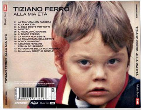 Tiziano Ferro - 07-11-2013 - Star da piccole: oggi sono famosissime, le riconosci?
