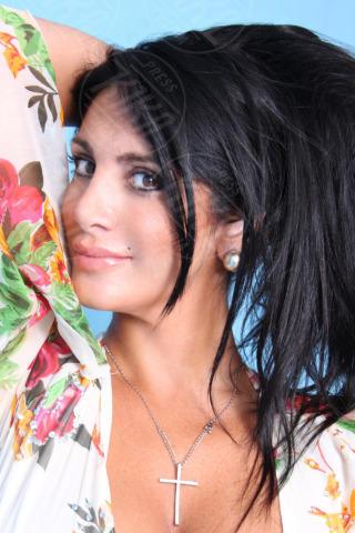 Marika Fruscio - 08-11-2013 - Marika Fruscio si spoglia per 12 mesi sexy