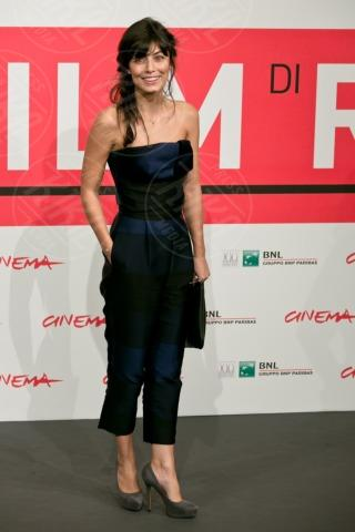 Alessandra Mastronardi - Roma - 07-11-2013 - La tuta glam-chic conquista le celebrity