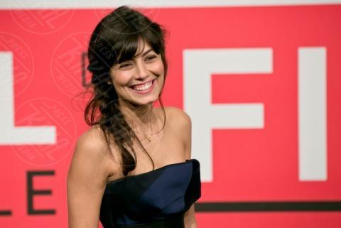 Alessandra Mastronardi - Roma - 07-11-2013 - La Mastronardi in un film con Brett Dalton e Stana Katic