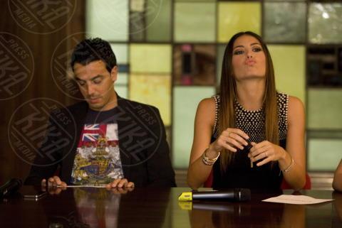 Gigi, Elisabetta Gregoraci - Napoli - 08-11-2013 - Made in Sud torna in prima serata: risate con 40 comici