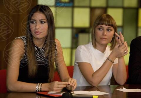 Fatima Trotta, Elisabetta Gregoraci - Napoli - 08-11-2013 - Made in Sud torna in prima serata: risate con 40 comici