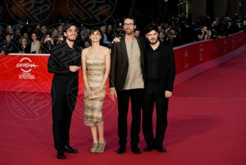 cast - Roma - 07-11-2013 - Festival di Roma: Filippo Scicchitano in rampa di lancio