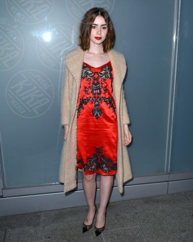 Lily Collins - Beverly Hills - 08-11-2013 - Selena Gomez è una bomba sexy al party di Flaunt