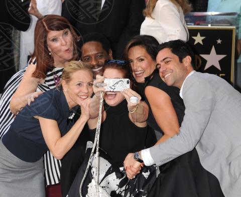 Kate Flannery, Blair Underwood, Danny Pino, Mariska Hargitay, Maria Bello - Hollywood - 08-11-2013 - Mariska Argitay è la stella 2511 della Walk Of Fame