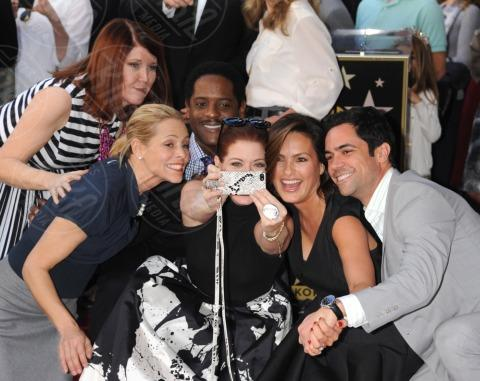 Kate Flannery, Blair Underwood, Danny Pino, Mariska Hargitay, Maria Bello - Hollywood - 08-11-2013 - Mariska Argitay è la stella 2511 della Walk Of Fame
