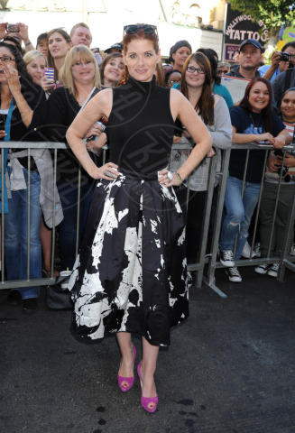 Debra Messing - Hollywood - 08-11-2013 - Mariska Argitay è la stella 2511 della Walk Of Fame
