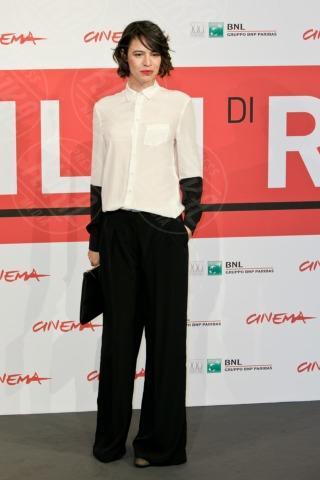 Giorgia Sinicorni - Roma - 08-11-2013 - Festival di Roma: Valeria Golino presenta Come il Vento