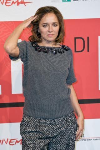 Valeria Golino - Roma - 08-11-2013 - Festival di Roma: Valeria Golino presenta Come il Vento