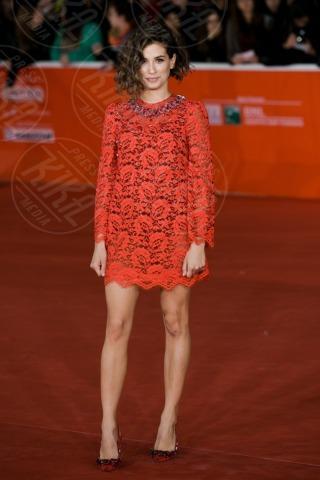 Giulia Michelini - Roma - 08-11-2013 - Il re del Capodanno? E' sempre sua maestà il rosso!