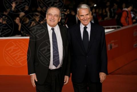 Luigi Abete, Carlo Rossella - Roma - 08-11-2013 - Festival di Roma: lungo applauso per Dallas Buyers Club