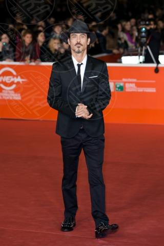 Raz Degan - Roma - 08-11-2013 - Festival di Roma: lungo applauso per Dallas Buyers Club