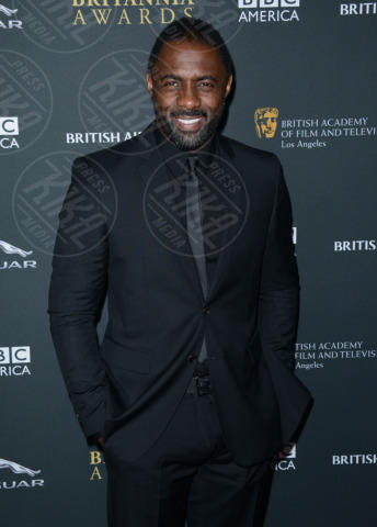 Idris Elba - Beverly Hills - 09-11-2013 - Dwayne Johnson:
