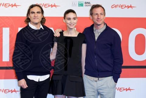 Spike Jonze, Rooney Mara - Roma - 09-11-2013 - Scarlett Johansson esclusa dai Golden Globe