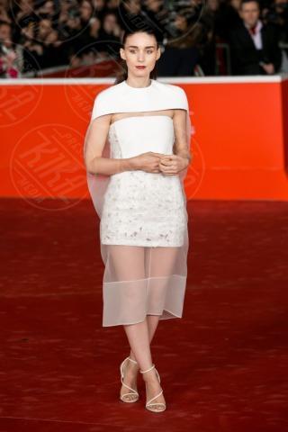 Rooney Mara - Roma - 09-11-2013 - Le gambe: elementi di fascino da ostentare anche d'inverno