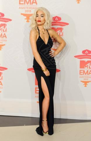 Rita Ora - Amsterdam - 11-11-2013 - Rita Ora l'Atomica: anche ai Grammy, lo spacco è la sua firma!