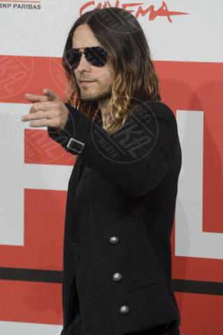 Jared Leto - 09-11-2013 - Festival di Roma: lungo applauso per Dallas Buyers Club