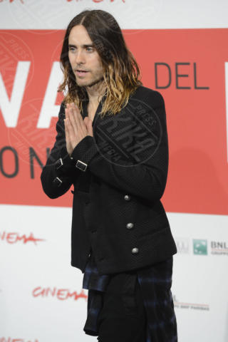 Jared Leto - Roma - 09-11-2013 - Festival di Roma: lungo applauso per Dallas Buyers Club
