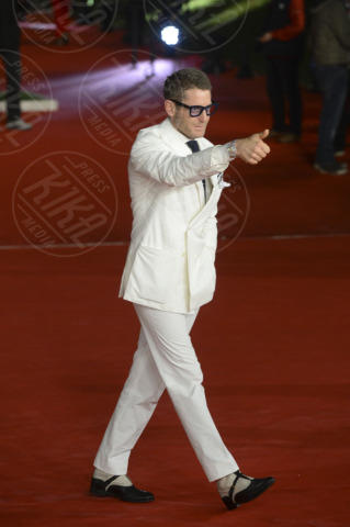 Lapo Elkann - 09-11-2013 - Festival di Roma: lungo applauso per Dallas Buyers Club