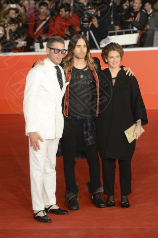 Ginevra Elkann, Lapo Elkann - Roma - 09-11-2013 - Festival di Roma: lungo applauso per Dallas Buyers Club