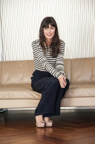 Alessandra Mastronardi - Roma - 11-11-2013 - La Mastronardi in un film con Brett Dalton e Stana Katic
