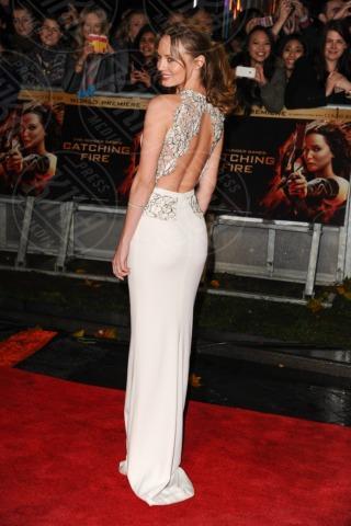 Laura Haddock - Londra - 12-11-2013 - Jennifer Lawrence: la ragazza di fuoco infiamma Londra