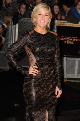 Ellie Goulding - Londra - 12-11-2013 - Jennifer Lawrence: la ragazza di fuoco infiamma Londra