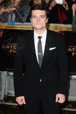 Josh Hutcherson - Londra - 12-11-2013 - Jennifer Lawrence: la ragazza di fuoco infiamma Londra