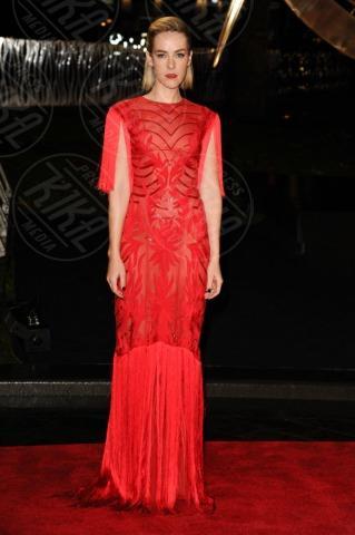 Jena Malone - Londra - 12-11-2013 - Il re del Capodanno? E' sempre sua maestà il rosso!