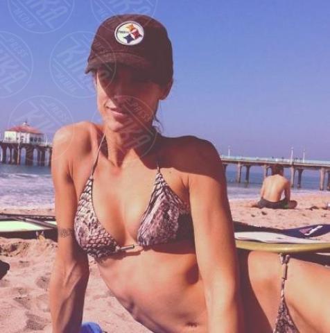 Elisabetta Canalis - Los Angeles - 11-11-2013 - Dillo con un tweet: è Brian Perri il fidanzato della Canalis