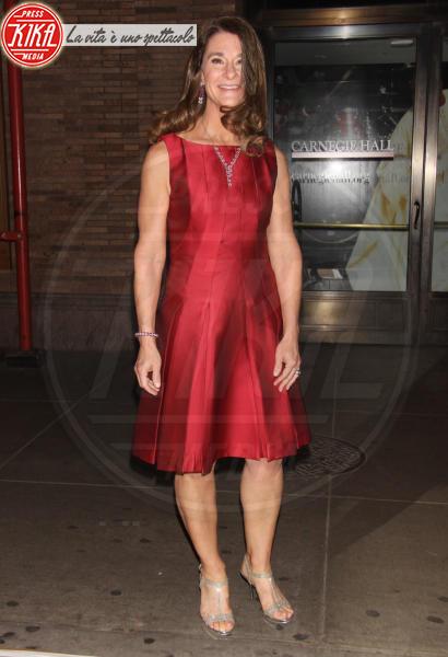 Melinda Gates - New York - 12-11-2013 - Il re del Capodanno? E' sempre sua maestà il rosso!