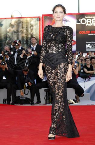 Laetitia Casta - Venice - 03-07-2011 - Sotto il vestito… niente! Ma proprio niente!