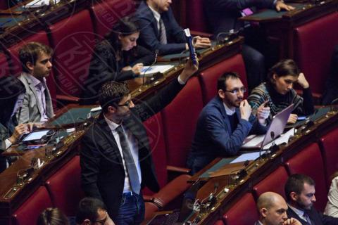 Camera dei Deputati - Roma - 12-11-2013 - Montecitorio, è il giorno della Tav Torino-Lione