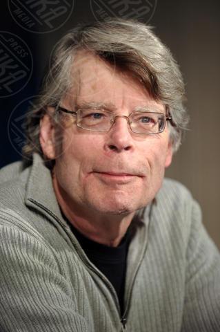 Stephen King - Parigi - 12-11-2013 - Stephen King, il protagonista di Dark Tower è un plagio
