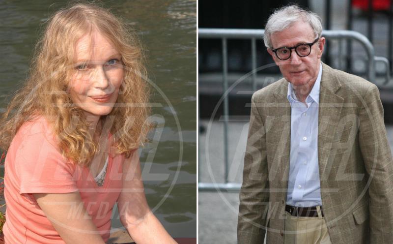Woody Allen, Mia Farrow - Los Angeles - 13-11-2013 - Amici mai, per chi si odia come noi!