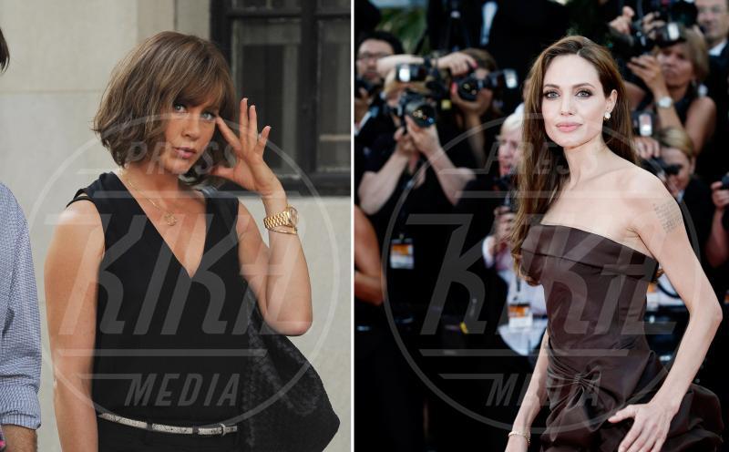 Angelina Jolie, Jennifer Aniston - Los Angeles - 13-11-2013 - Amici mai, per chi si odia come noi!