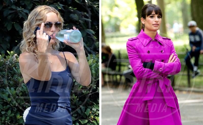 Lea Michele, Kate Hudson - Los Angeles - 13-11-2013 - Amici mai, per chi si odia come noi!
