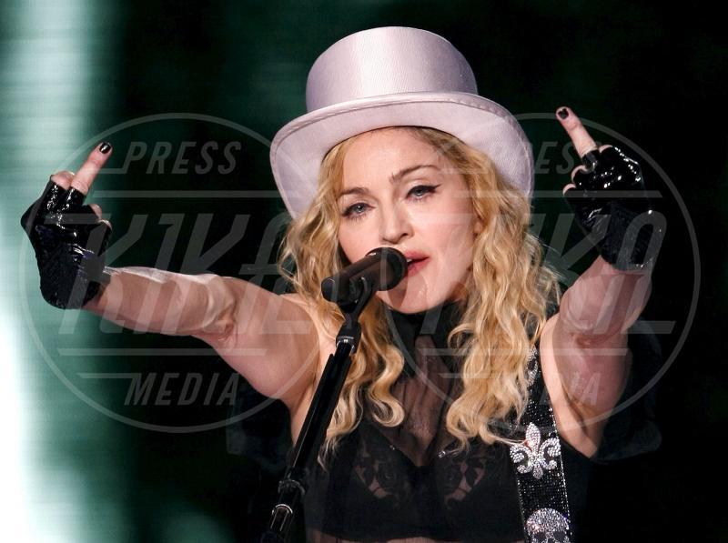 Madonna - Los Angeles - 13-11-2013 - Madonna choc: